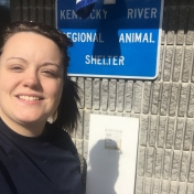 Hunter Price APS-LAE Community Service Kentucky River Regional Animal Shelter